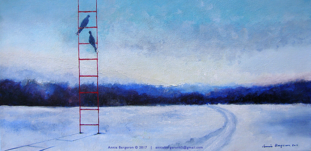 Série : Horizon 31 - Un soir d'hiver